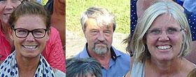 Ansvariga: Annika Lindh‐Falk,Håkan Hult och Karin Thörne.