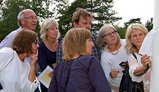 Hårt grupparbete och fokus på viktiga frågor. Sommardialogen 2013